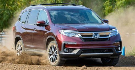 Honda Pilot 2020 Hybrid by 2020 Honda Pilot Hybrid Rumor Redesign Price 2019