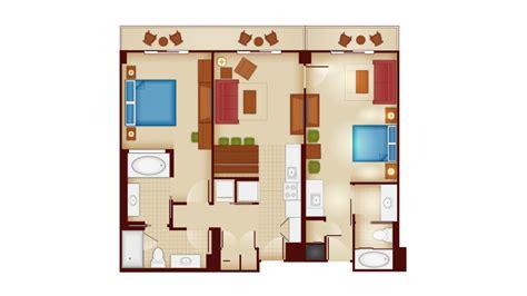 wilderness lodge 2 bedroom villa floor plan photos on sale dates announced for wilderness lodge