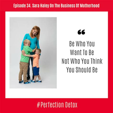 Perfection Detox Podcast by Be Who You Want To Be Not Who You Think You Should Be