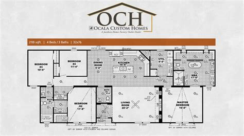 Southern Energy Homes Floor Plans southern estates mobile home floor plans