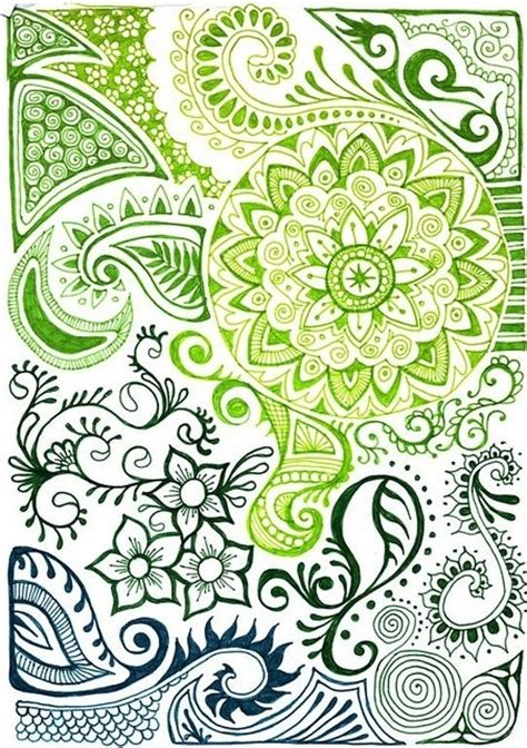 indian doodle artists 259 best images about zentangles on