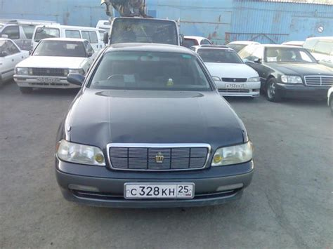1993 Toyota Crown 1993 Toyota Crown Majesta Pictures 4000cc Gasoline Fr
