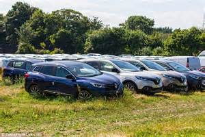 what to do after buying new car cheltenham volkswagen parks new cars in farmer s field