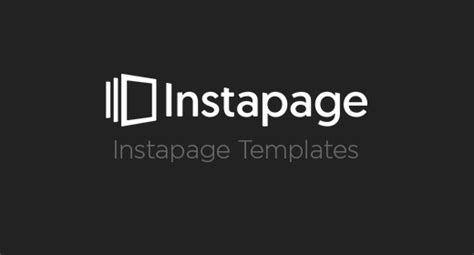 Instapage Templates On Themeforest Free Instapage Templates