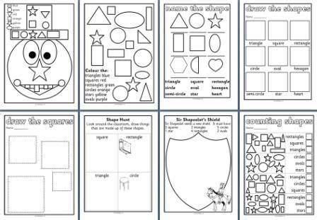 printable worksheets ks1 maths free ks1 maths teaching resources 2d shapes worksheets
