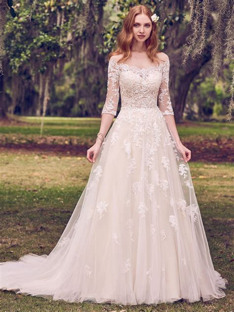 Maggie Wedding Gowns by 6 Best Wedding Dresses For A Rustic Wedding Maggie