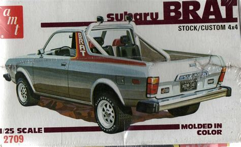 subaru brat custom photo amt brat008 amt subaru brat stock custom 4x4
