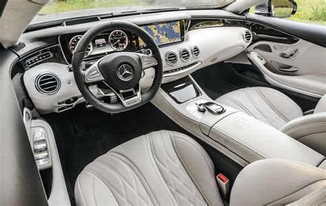 Mercedes S63 Amg Interior by Autoblog S Spin In The S63 Amg Coupe Mbworld