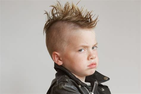 Kids Mohicans And Mohican Haicuts | should young children have extreme fashionable haircuts