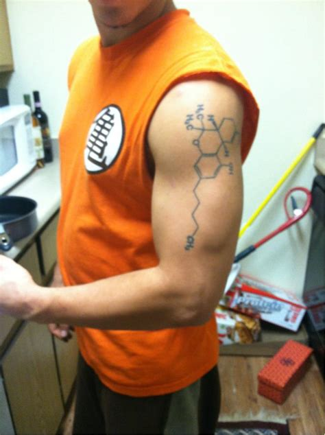 chemistry tattoos cool chemistry best design ideas