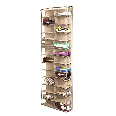 door hanging shoe organizer shoe rack storage organizer holder folding hanging door