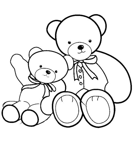 Gamis Teddy Anak Uk3 11 doll coloring pages gianfreda 34379 gianfreda net