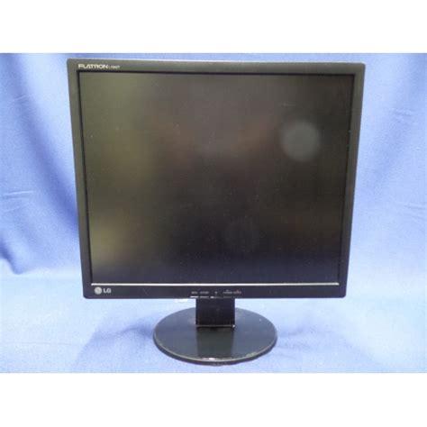 Monitor Lcd Lg Flatron E1941 lg flatron l1942t bf lcd monitor allsold ca buy sell