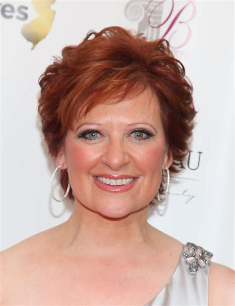 haircuts of the women from the housewives of orange county more pics of caroline manzo short wavy cut 7 of 14