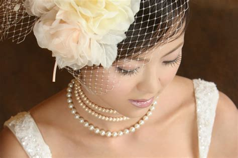 Vintage Wedding Hairstyles With Birdcage Veil by Wedding Hairstyles With Birdcage Veil Hairstyle