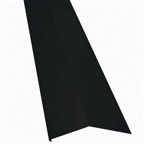 bauhaus dachrinne sch 252 rze f 252 r dachrinne schwarz 100 x 10 8 cm stahlblech