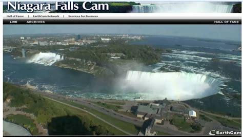 niagara falls web live niagara falls web live webcams canada