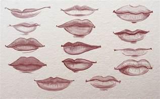 lippen zeichnen f 252 r anf 228 nger zeichnen lernen dekoking