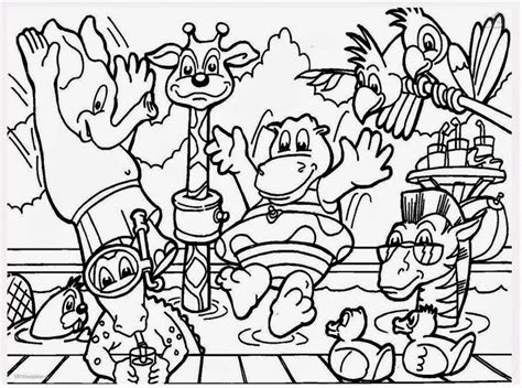 educational coloring pages zoo animals zoo animal coloring pages