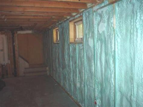 Basement » Insulating A Basement   Home Improvement and