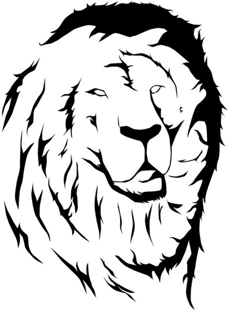 lion tribal tattoo meaning tattoos designs ideas and meaning tattoos for you