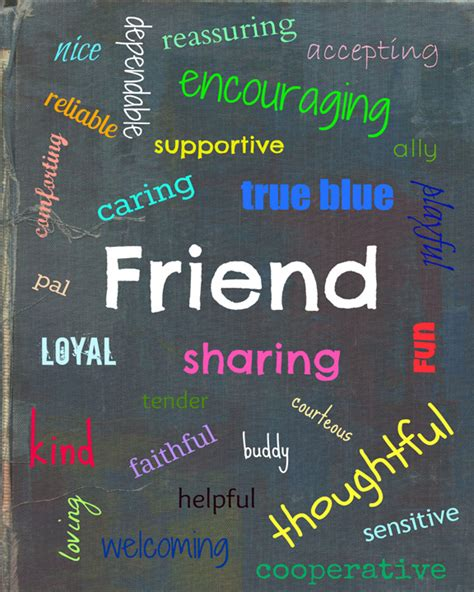 printable friendship poster what is a friend printable inspiration laboratories