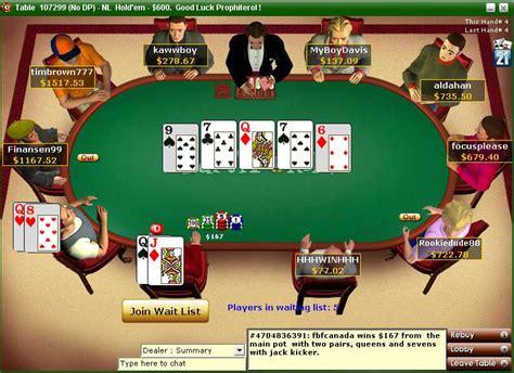 las ventajas del poker  frente al poker offline