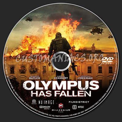 olympus has fallen film location olympus has fallen dvd label dvd covers labels by