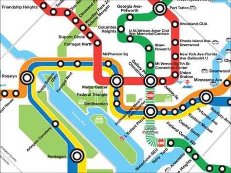 washington dc metro map navy yard metro a f d up columbus day weekend