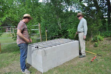 building pit pig roast one golden apple july 2012