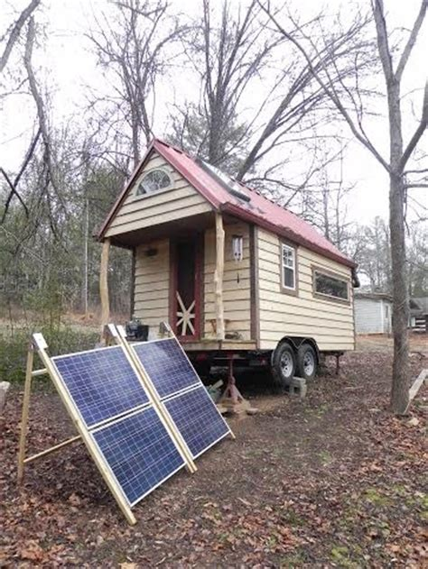 tiny house off grid property for sale off grid solar tiny house on wheels for sale in asheville nc