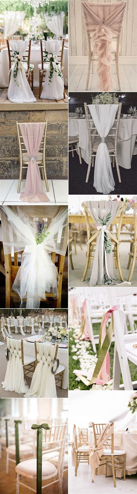 diy wedding ceremony chair decorations 28 awesome wedding chair decoration ideas for ceremony and reception oh best day