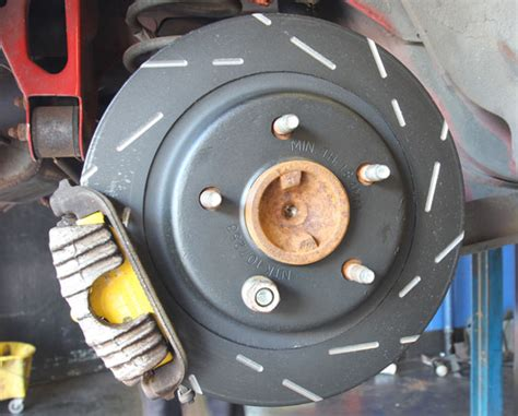 brake bedding how to bed in new rotors ebc brakes