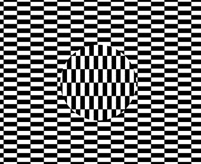 Sar The Impossible Eye Care by Optical Illusions