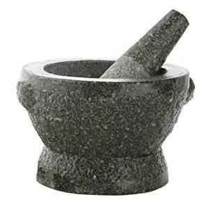 premier housewares mortier et pilon granite 12 x 19 x 19