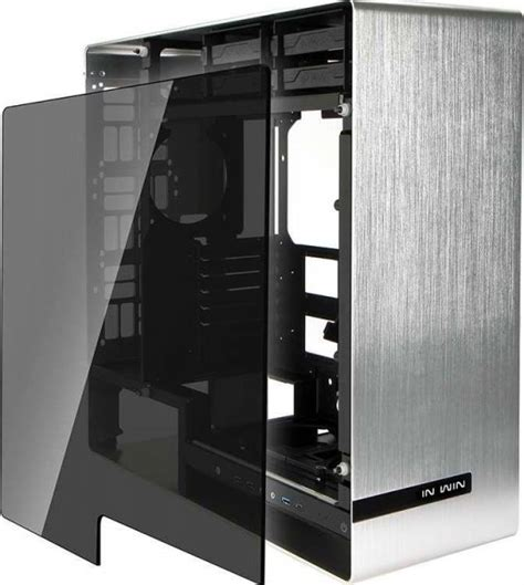 Tempered Glass Tewe Premium Samsung J210 in win 909 aluminum tempered glass tower computer