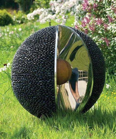 Kunst Im Garten Selber Machen 2111 by Moderne Gartenskulpturen Machen Ihren Garten Innovativ