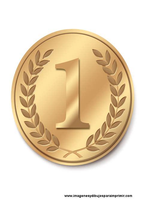 imagenes medallas infantiles medallas de oro para imprimir
