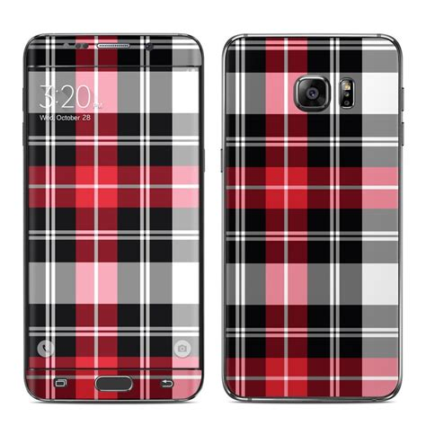 Garskin Samsung Galaxy S6 Edge Plus Sticker Stiker Glitter Skin S6 samsung galaxy s6 edge plus skin plaid decalgirl