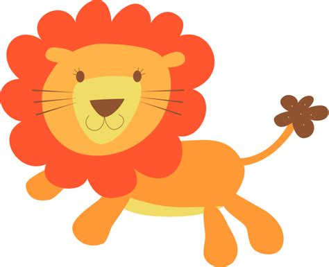 Best Baby Lion Clipart #10503 - Clipartion.com Free Baby Related Clipart