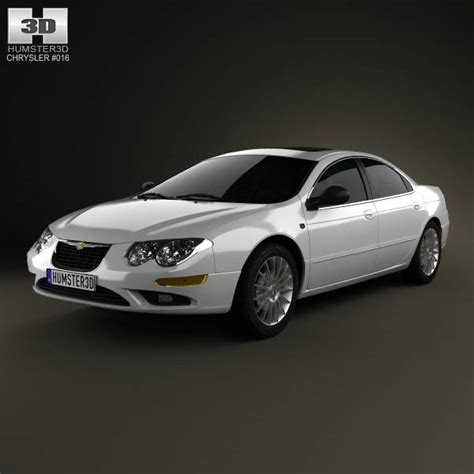 how it works cars 2004 chrysler 300m free book repair manuals chrysler 300m 2004 3d model hum3d