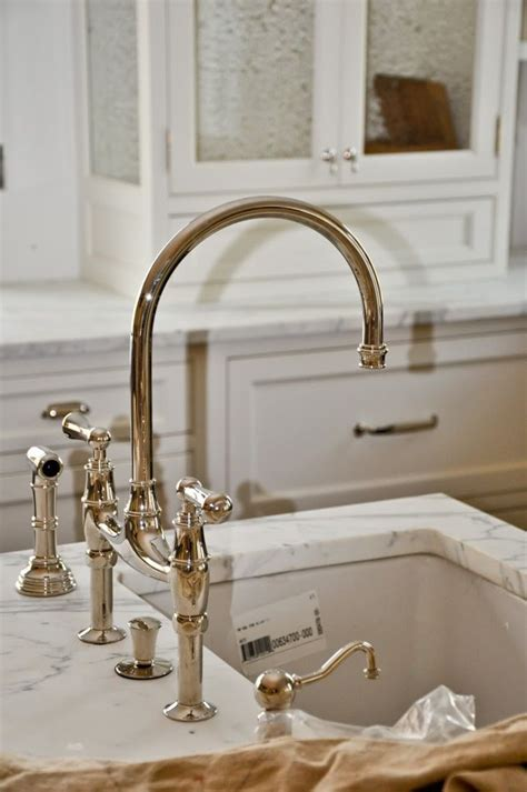 Perrin Rowe Faucets by Perrin And Rowe Bridge Faucet Polished Nickel Home Faucets Polished Nickel