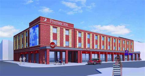 premier inn business account rhyl premier inn construction start date revealed daily post
