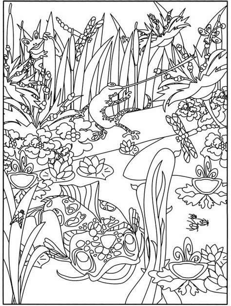 infinite designs coloring pages coral reef coloring pages for kids 508623 coloring pages