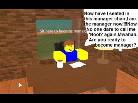 A Place Director Roblox Work At A Pizza Place How To Become The Manager Patched