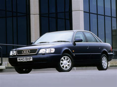 Audi A6 4a by 1995 Audi S6 4a C4 Pictures Information And Specs