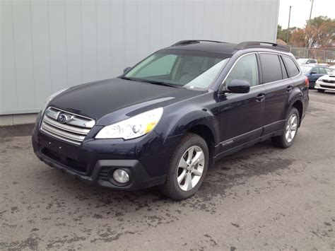 used subaru outback pre owned 2014 subaru outback 2 5i touring package in