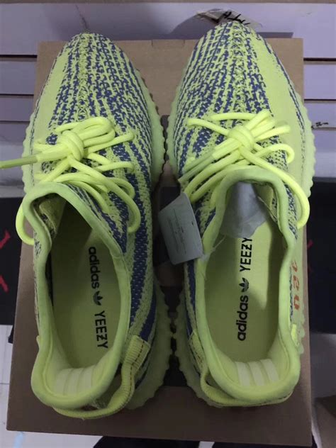 adidas yeezy boost   semi frozen yellow release date sneaker bar detroit