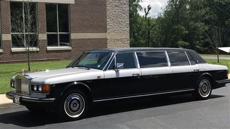 Rolls Royce Limousine by 1987 Rolls Royce Silver Spur Limousine F246 Harrisburg