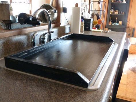 Sink Covers For Kitchens by Best 25 Sink Cover Ideas On Diy Sink Fitting